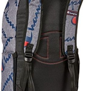 New Champion Advocate Grey Backpack